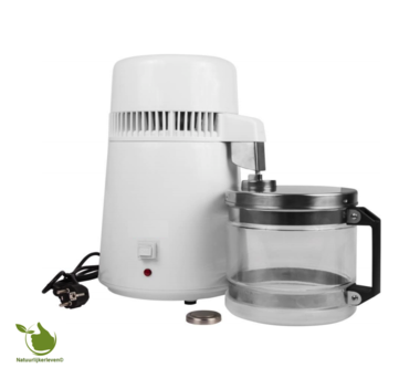 Electric distiller 350 W - 4 L