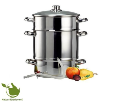 Fruit steamer 6,7 kg fruit