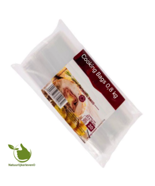 Plastic bags for Ham maker 0,8 kg
