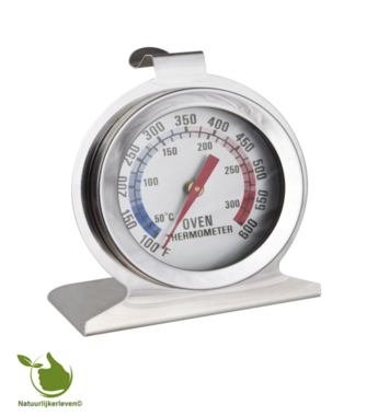 Oven thermometer (round) 50 + 300 ° C