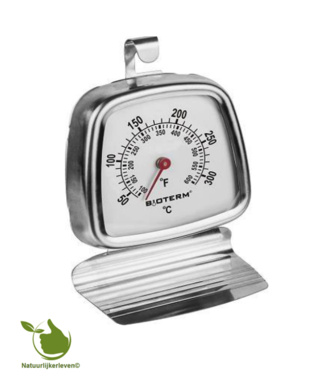 Oven thermometer (square) 50 + 300 ° C