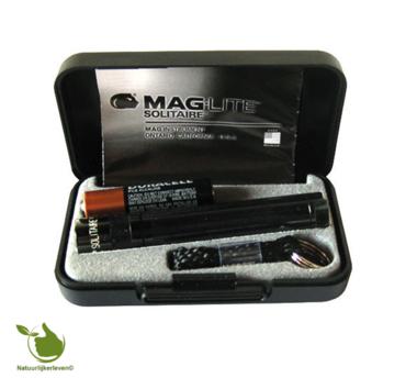 Maglite flashlight Solitaire BLACK