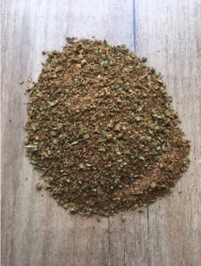 Traditional spice mix for country sausage