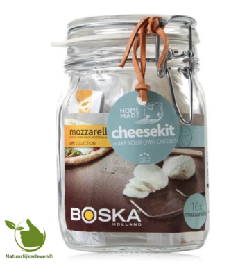 Mozzarella cheese making set