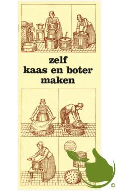 'zelf kaas en boter maken' brochure
