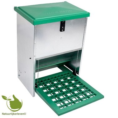 Automatic feed box 8kg