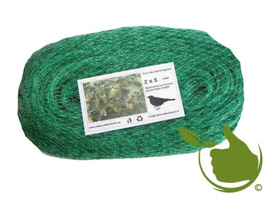 Anti-bird defence net 2x5 m