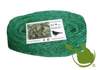 Anti-bird defence net 10x8 m