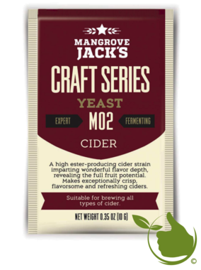 Dried brewing yeast Cider M02 - Mangrove Jack's Craft Series - 10 g