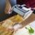 Pasta machine and ravioli maker Burgundy