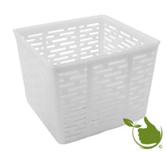 Kaasvorm vierkant 11x11x8,5cm (webwinkel natuurlijkerleven)