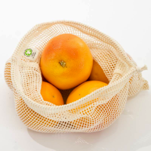 Duurzaam Katoenen Groene & Fruit Netje