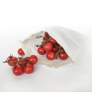 Fruit & Groente Netje 100% Katoen - Small (Bio)