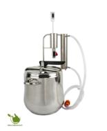 12L roestvrijstalen distilleerder